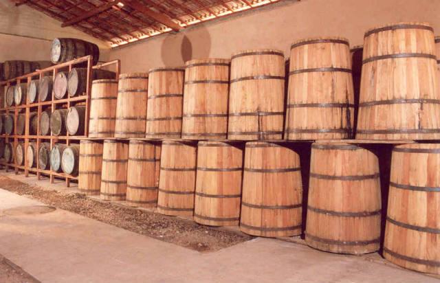 Processo de produção da cachaça artesanal