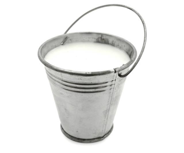 A lactose é um dissacarídeo presente no leite