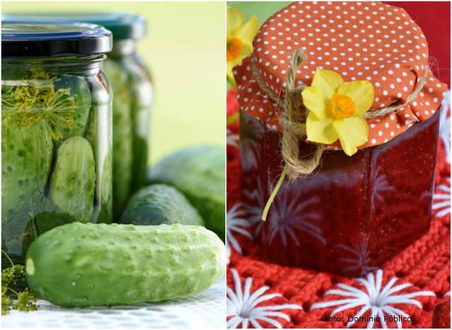 Faça conservas, compotas e geleias orgânicas em casa