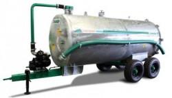 Unitank da Casale é o primeiro e único espalhador de esterco líquido com tanque 100% galvanizado a fogo da América Latina.