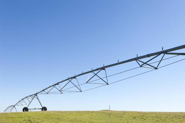Uso racional da água na irrigação
