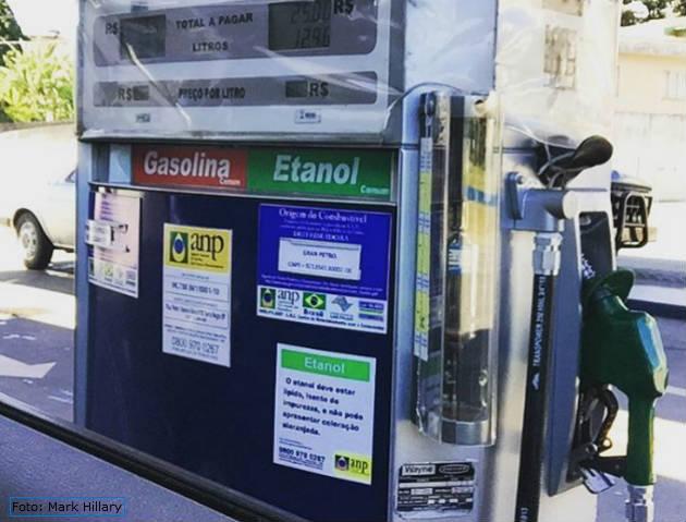 Mercado doméstico de etanol hidratado está aquecido