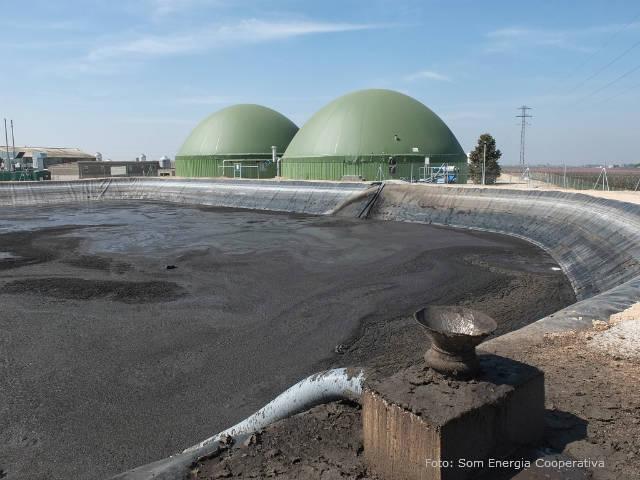 Biogás, alternativa promissora de energia