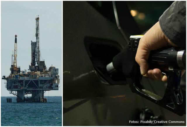 Brasil, um dos maiores produtores de petróleo do mundo