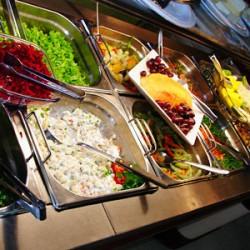 Abrir restaurante self-service