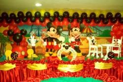 Curso de decoração de festas infantis