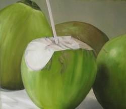 Cultivo orgânico de coco