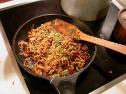 Curso de cozinha chinesa