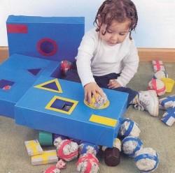 Curso de fabricação de brinquedos pedagógicos