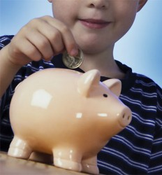 Curso de educação financeira infantil