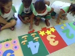 Curso de matemática para educação infantil
