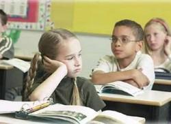 Crianças com sintomas típicos de TDA/H
