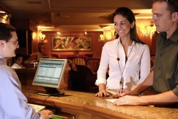 Curso de gerenciamento de hotéis