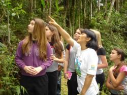 Curso de conscientização ambiental para crianças