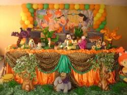 Como montar a mesa principal de uma festa infantil