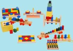 Curso de confecção de brinquedos pedagógicos