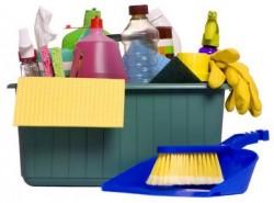 Curso de fabricação de produtos de limpeza