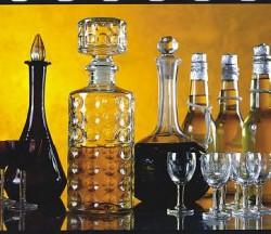 Curso de fabricação de licores e xaropes