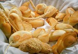 Curso de produção de pães caseiros