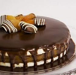 Curso Como fazer Tortas de Vitrine - Torta e Sobremesas