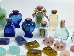 Curso de Perfumaria - Sabonetes, Perfumes, Óleos e Sais de Banho