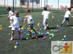 A educação física infantil pode desenvolver a habilidade de utilização do movimento como instrumento de comunicação e expressão