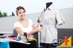 Aprendar a tirar as medidas para a produção de todos os tipos de roupas