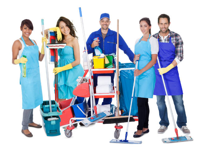 Mercado de limpeza pós-obra está em alta.