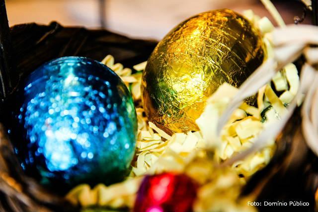 Receita de ovo de Páscoa bem-casado