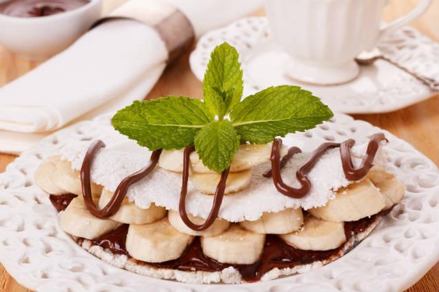 Tapioca: alimento saudável livre de açúcar, gordura e glúten