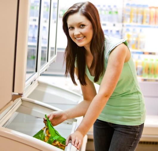 Alimentos congelados - aspectos da comercialização