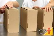 Como Administrar Pequenas Indústrias: armazenagem de produtos semiacabados e acabados