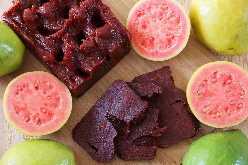 Doces de fruta em barra - principais componentes   Artigos CPT