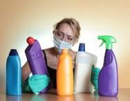 Empregada doméstica - como evitar acidentes