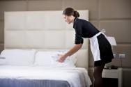 Empregada doméstica - arrumação e limpeza da casa