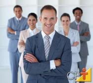 O verdadeiro líder conquista confiança pelo que ele demonstra ser através de pequeno atos
