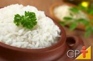 Como Fazer Arroz - Aprenda como fazer uma deliciosa receita de arroz soltinho e delicioso.