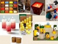 Como fazer velas artesanais - atividade estimulante e criativa como fonte de renda