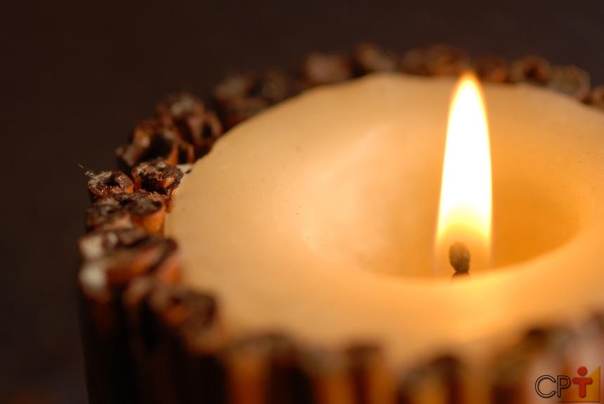 Uma breve história sobre as velas artesanais   Artigos CPT