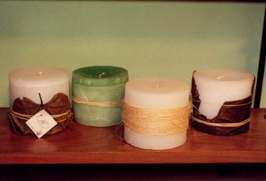 Como fazer velas artesanais - uma breve história
