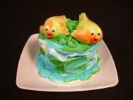 Como decorar bolos - como fazer peixinho de pasta americana