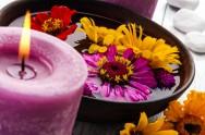 Como fazer velas artesanais - vela básica perfumada