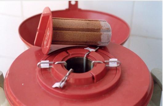 Inseminação artificial em bovinos - botijão de nitrogênio