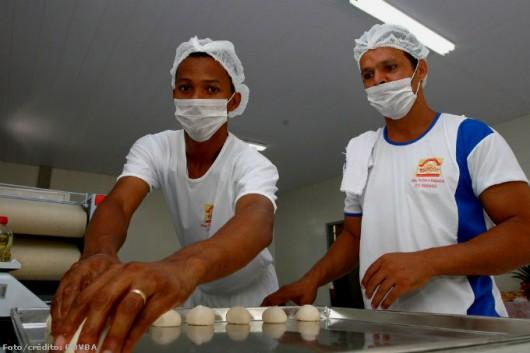 Padaria - mão de obra e operacionalização de pequenas empresas