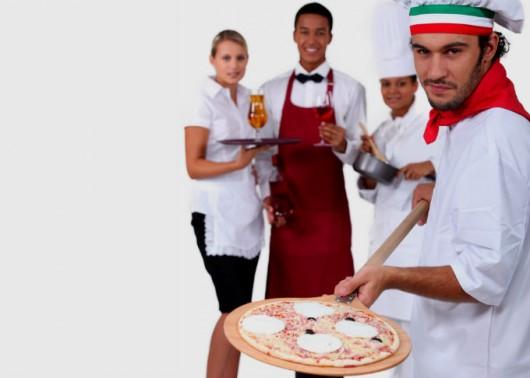 Pizzaria - utensílios necessários para a produção e comercialização de de pizzas