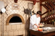 A existência de uma bancada é extremamente importante para a produção de pizzas