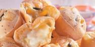 Pães de queijo com temperos exóticos têm mercado garantido.