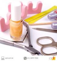 Unhas - limpeza e esterilização dos equipamentos de trabalho da manicure e pedicure