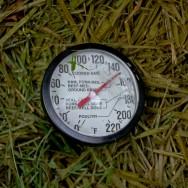 Compostagem orgânica - reviramentos e temperatura ideal da pilha