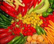 Tipos de pimentas mais consumidas no Brasil